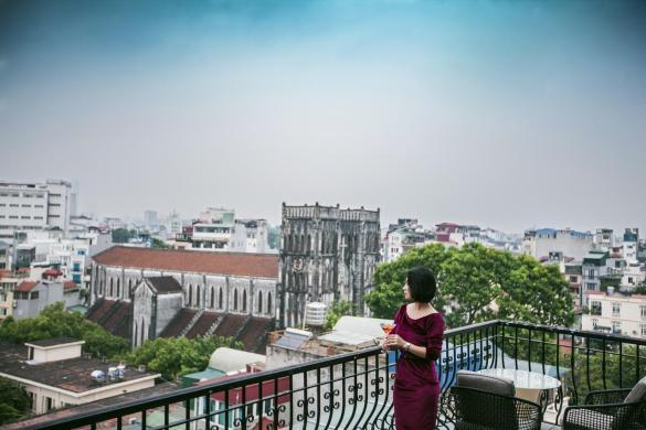 sant joseph view hotel chi