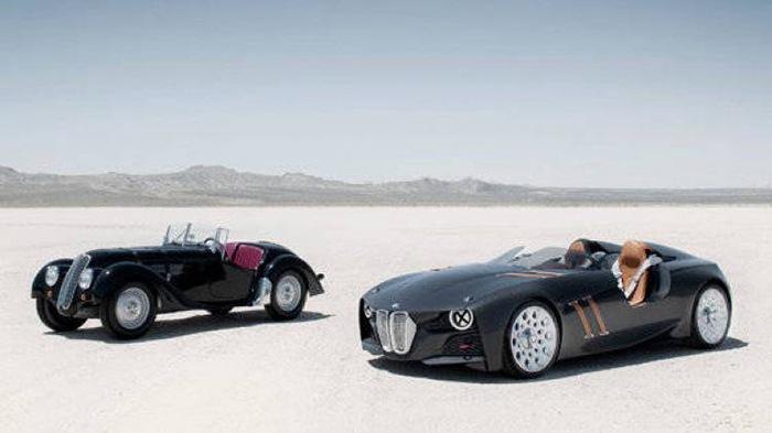 coches clasicos BMWs deportivos y version moderna