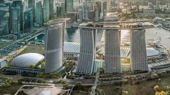 casinos de lujo asia