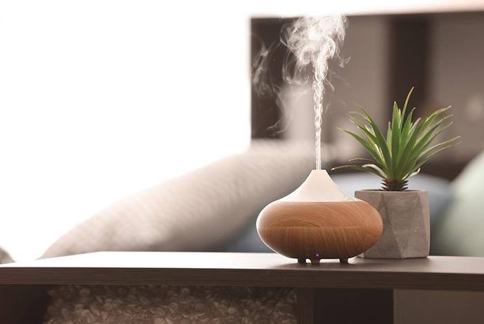 purificador aire trabajo casa