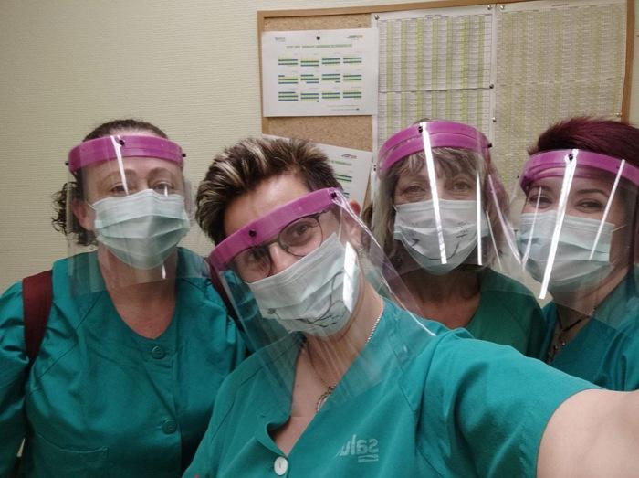 coronavirus makers equipo medico diseños impresiones 3D
