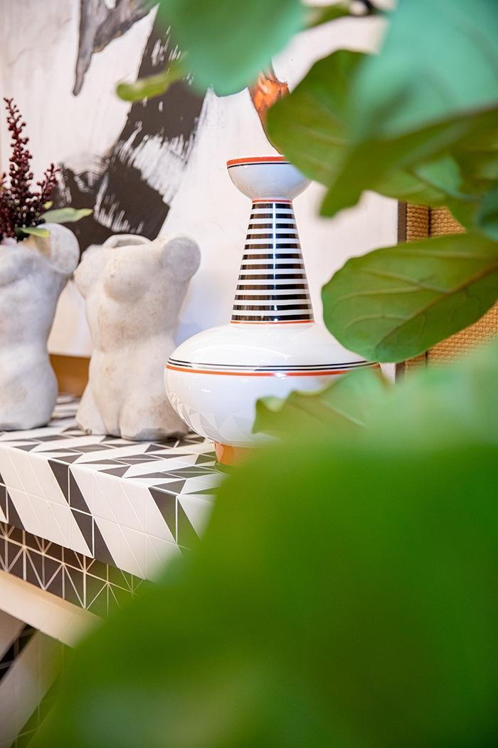 vajilla detalle chimenea ceramica