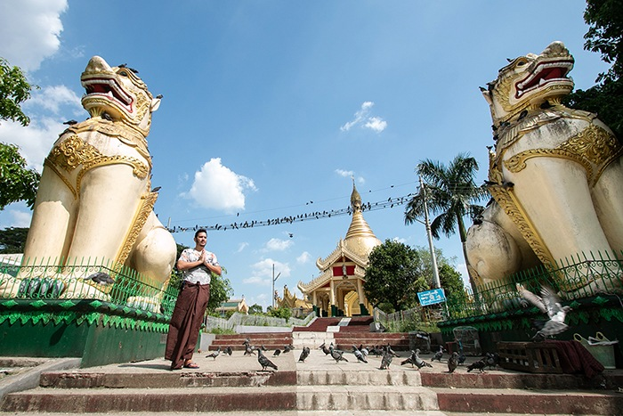 Gente que ama lo que hace: Pablo Gianella, Sales Executive en Pegu Travels. Yangón (Myanmar)