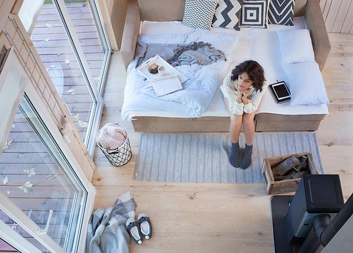 Las ventajas de tener un sofá cama en el salón de tu hogar