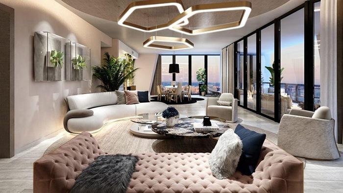 Los Beckham adquieren un piso en el 'One Thousand Museum' de Zaha Hadid