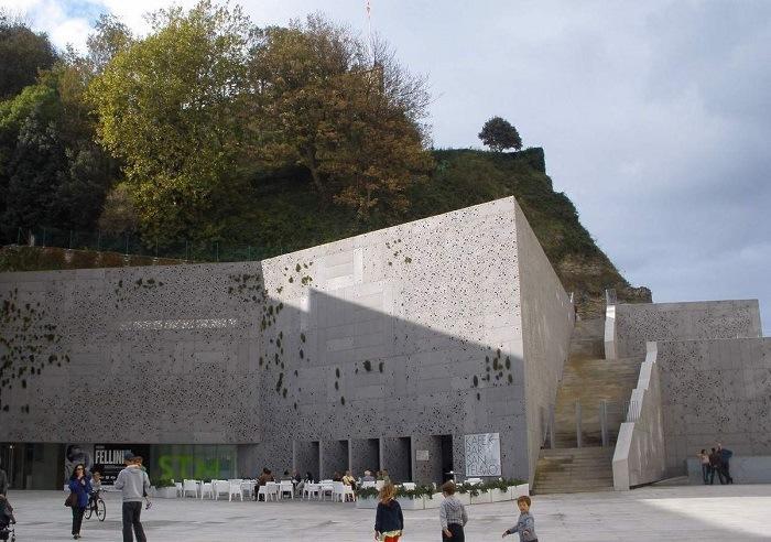 ampliación museo