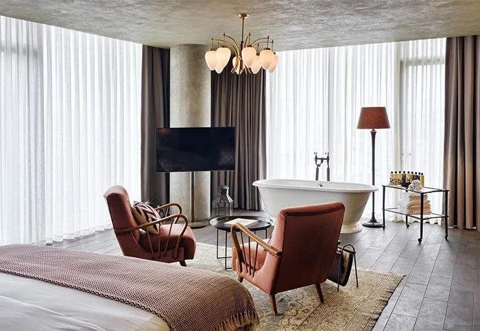 suite estilo victoriano moderno