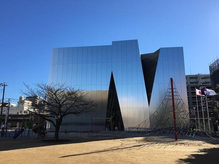 vanguardia arquitectónica de japón