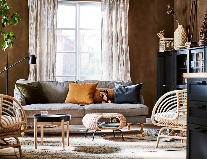 Salón IKEA 2021