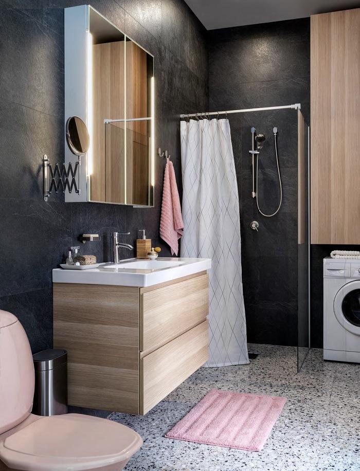 Baño de catálogo IKEA 2021