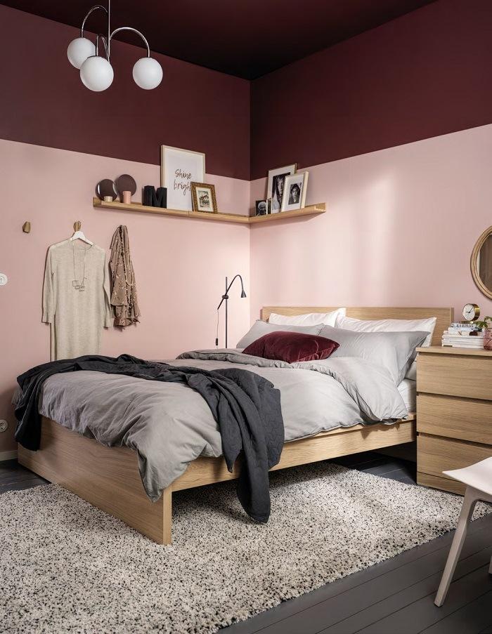 Dormitorio en Catálogo IKEA 2021