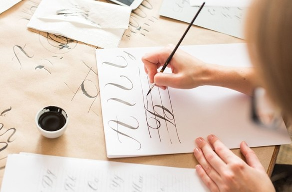cursos online lettering