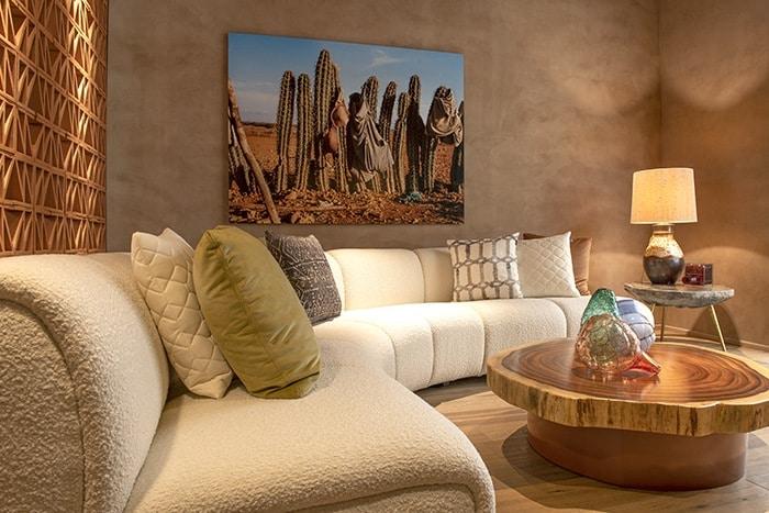 estilo mediterraneo tonos ocres desierto