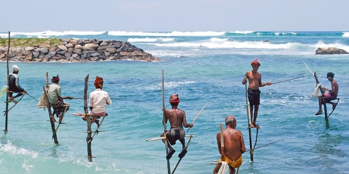 pescadores tradicionales asia