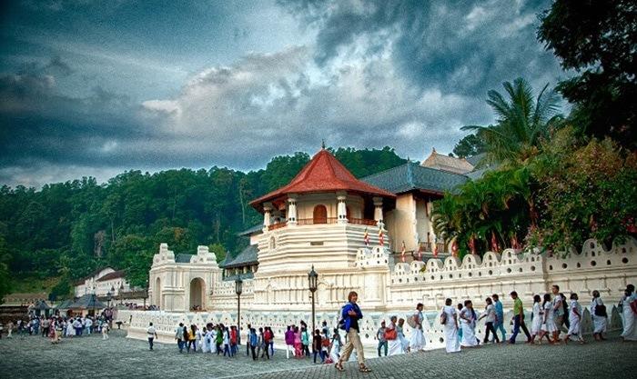 templos sri lanka