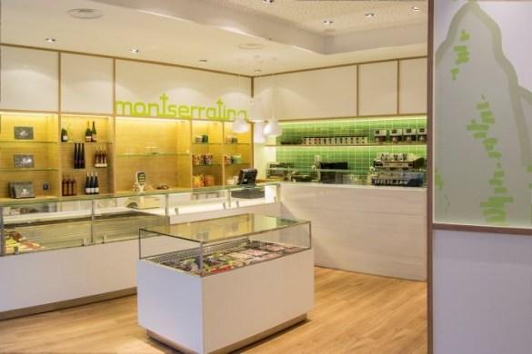 Pastelería Montserratina en Barcelona