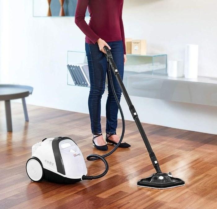 5 vaporetas y aspiradores desinfectantes para una limpieza óptima en tu hogar