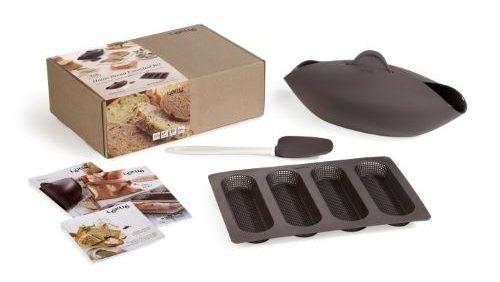 Kit pan casero para regalar en Navidad LEKUE