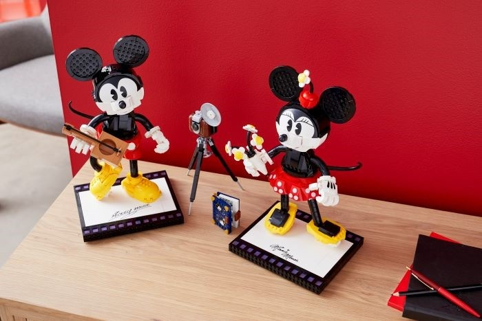 LEGO® Disney Mickey Mouse y Minnie Mouse