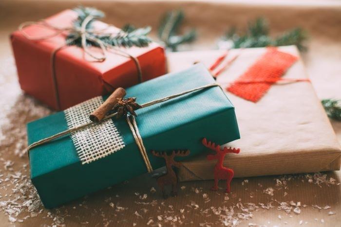 Envueltos clásicos para regalo, de manomano