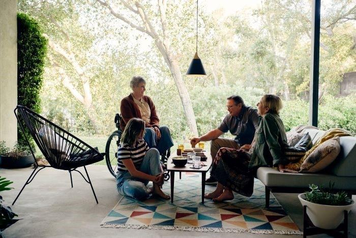 Alojamientos Airbnb para nómadas digitales con largas estancias