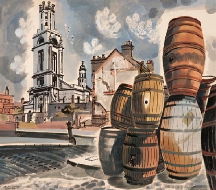 artistas galeria portland inglaterra