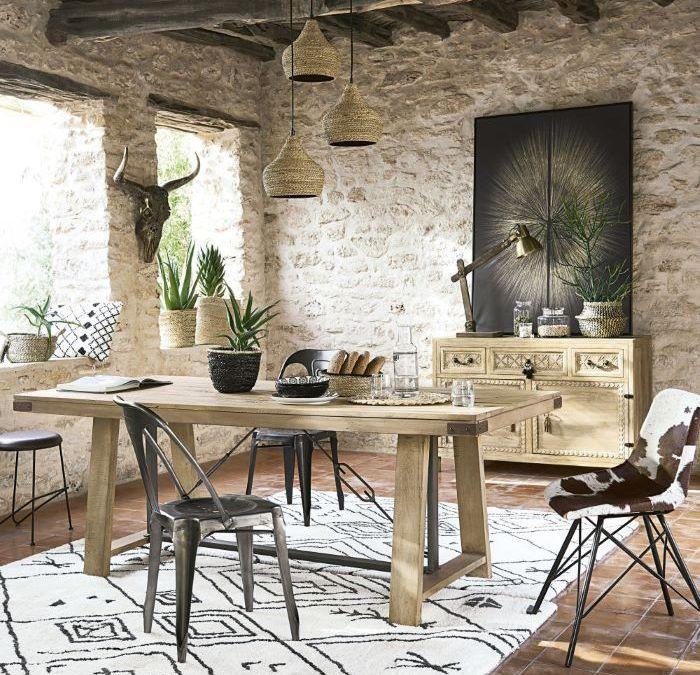 11 alfombras de diferentes diseños para la decoración de tu hogar