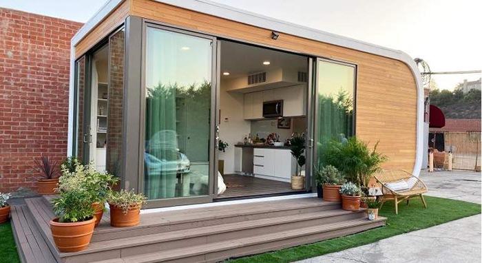 Casas prefabricadas impresas en 3D