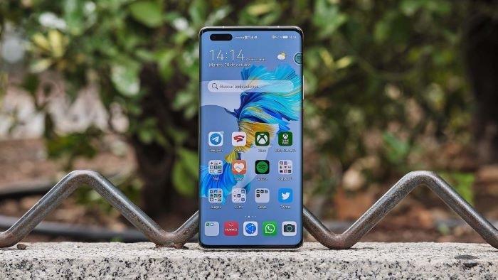 Smartphone Huawei mate40 pro un regalo para el día de San Valentín