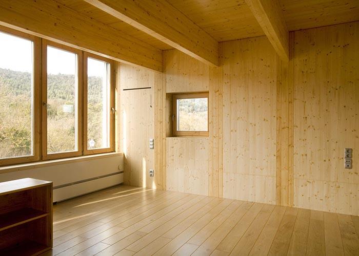 interior casa prefabricada sostenible