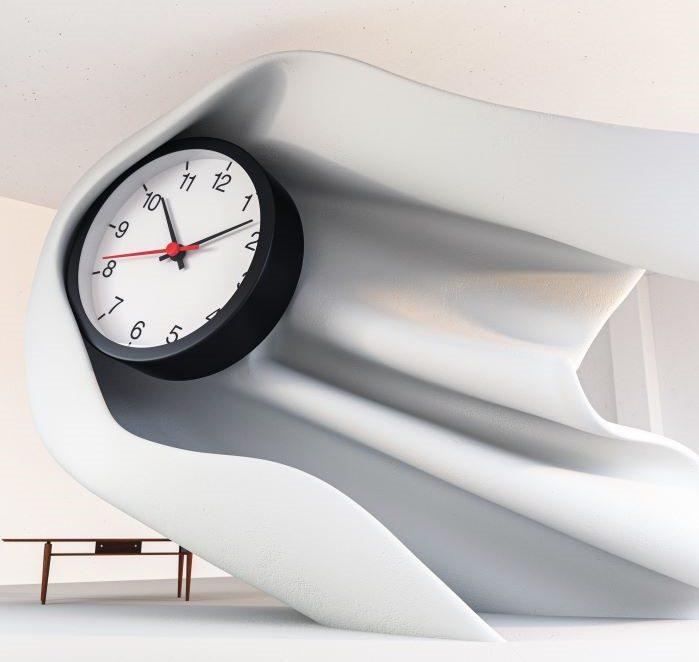Reloj de la colección IKEA Art Event 2021
