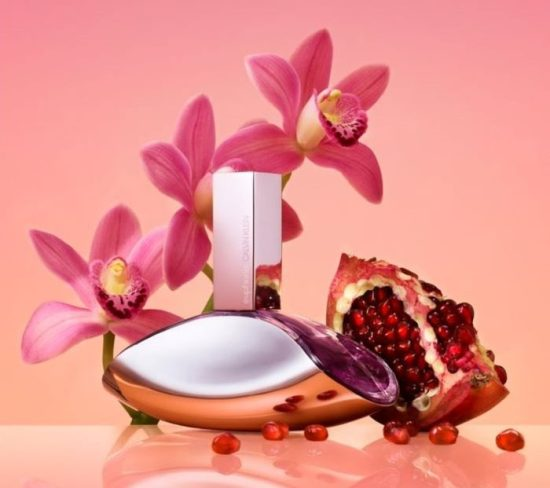 Diseño del packaging del perfume de Euphoria de Calvin Klein