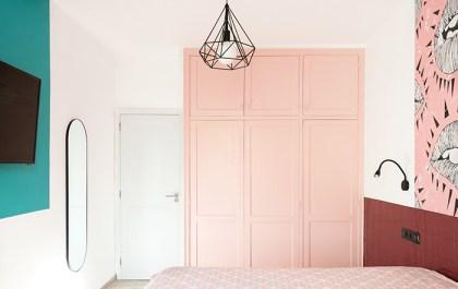color block dormitorio