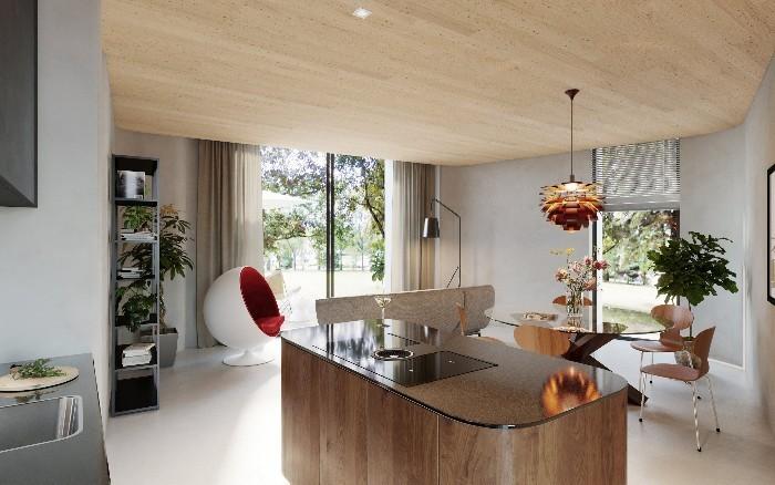 interior vivienda 3d