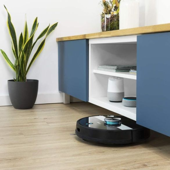 Robot aspirador Conga 4690 perfecta para tu hogar si hay pelos de mascotas