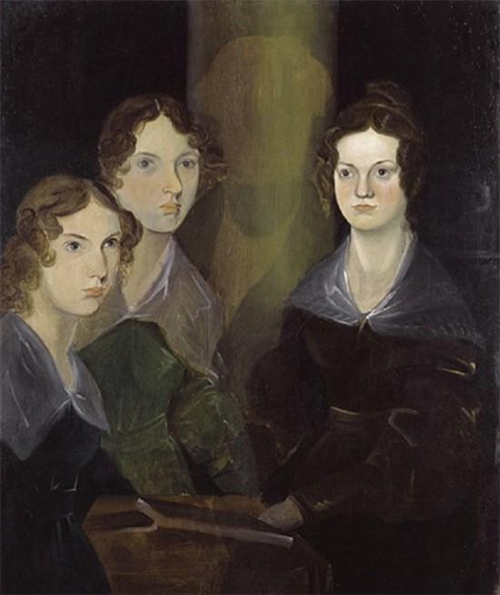 retratos bronte national portrait gallery