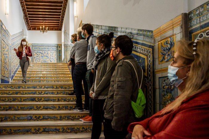 Open House Madrid 2021 Festival de arquitectura con medidas de seguridad