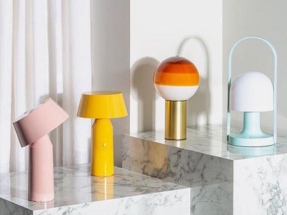 Lámparas modernas para regalar por el día de la madre