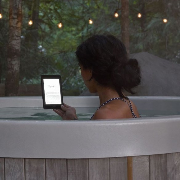 Amazon devices Kindle Paperwhite resistente al agua