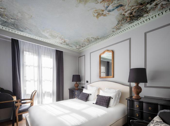 Decoración Maisons du Monde en el Hotel Suites