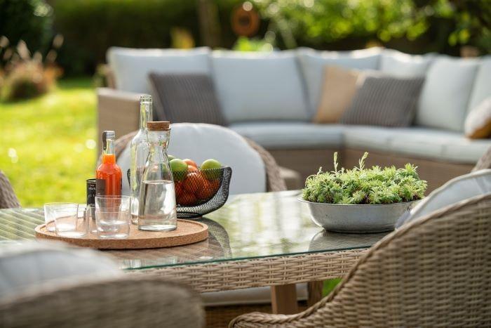 muebles de jardin serie medena de leroy merlin