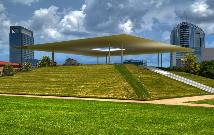 ProyectoTwilight Epiphany Skyspace por James Turrel