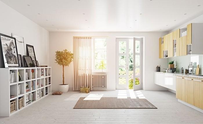 cortinas materiales ligeros