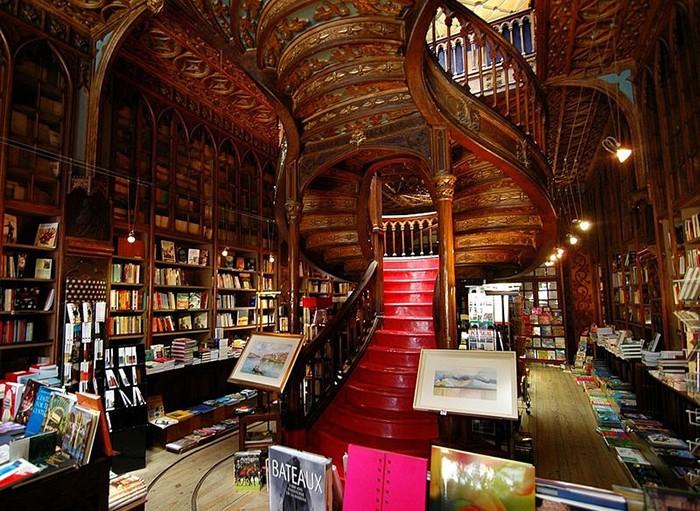 libreria oporto