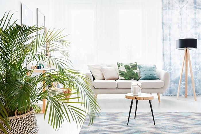 6 consejos que ayudarán a iluminar la sala de estar