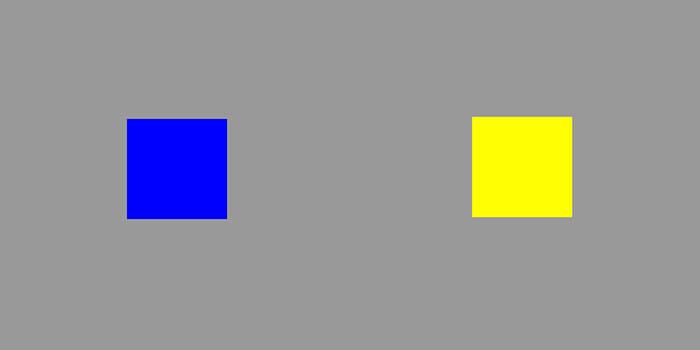 siete contrastes color itten