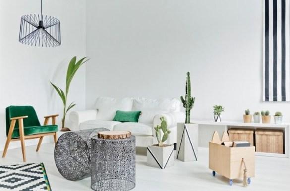 sofa estilo nordico