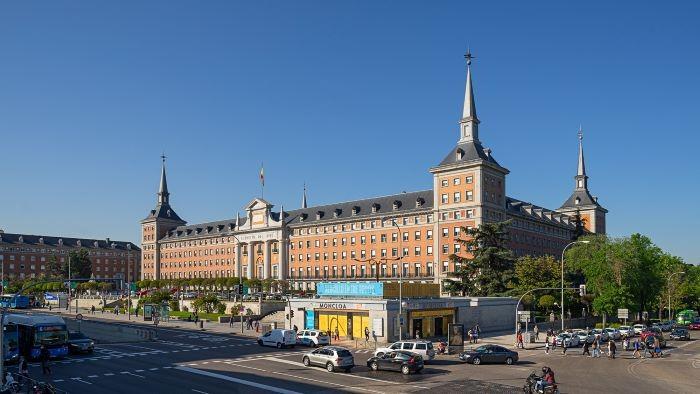 Cuartel del Ejército del Aire en Madrid