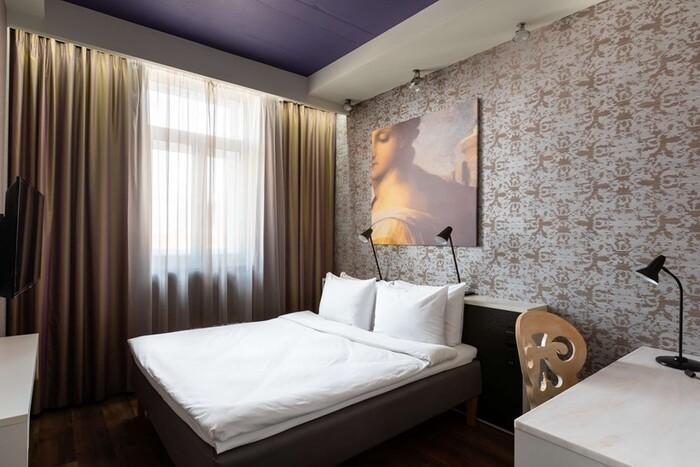 habitación Hotel Radisson Sonya