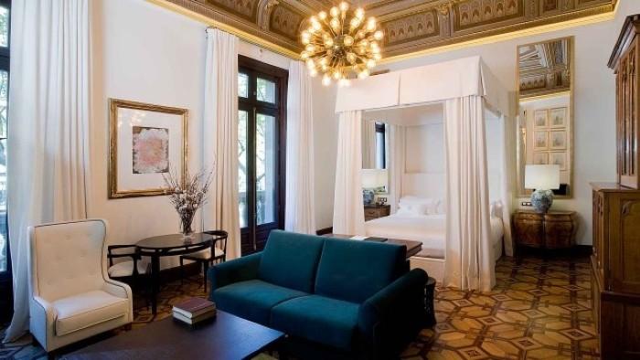 suite damasco hotel